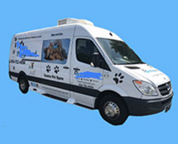 Used Mobile Grooming Van, Truck and Trailer Conversion Ads